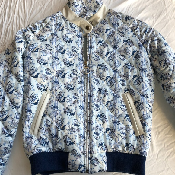 JAKE Jackets & Blazers - One of a kind Bomber Jacket
